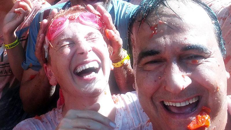 La Tomatina Domates Festivali